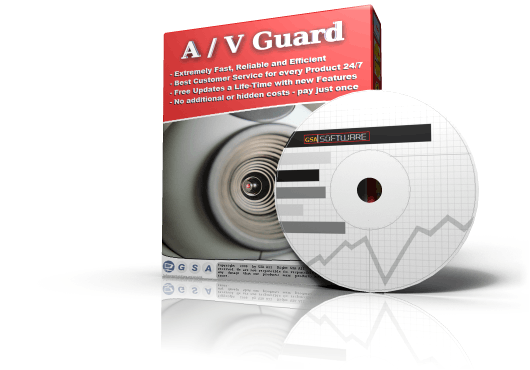 GSA AV Guard box
