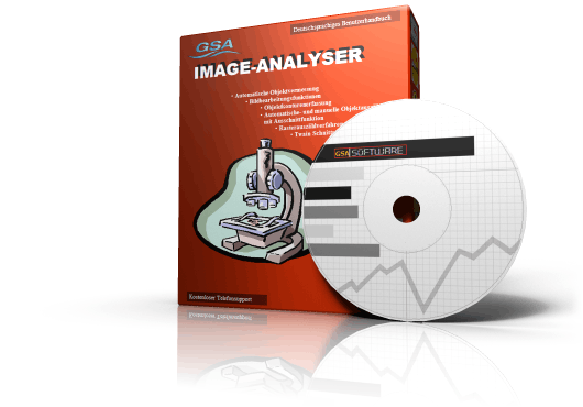 GSA Image Analyser Batch Edition box