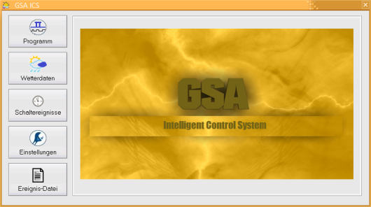 GSA Intelligent Control System box