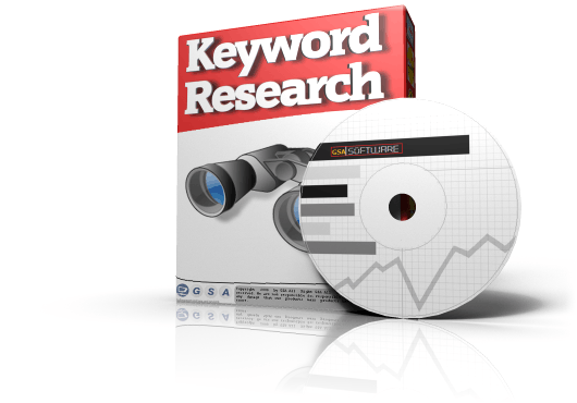 GSA Keyword Research box