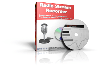 GSA Radio Stream Recorder box