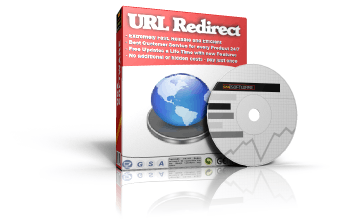 GSA URL Redirect PRO box
