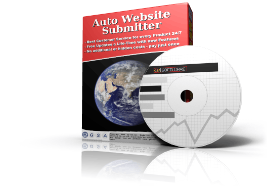GSA Auto Website Submitter box